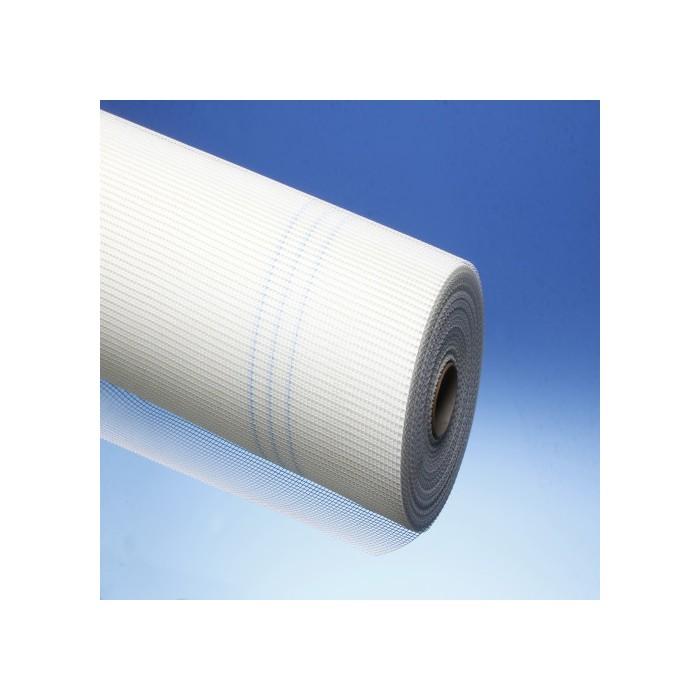 Wemico 50m X 1m Fibre Mesh Roll 165g Mesh (1 roll)