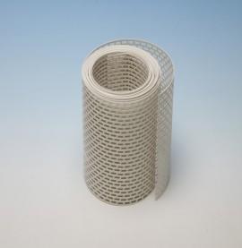 Protektor 180mm PVC  White Ventilation Strip (5M Roll)