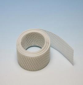 Protektor 80mm PVC  White Ventilation Strip 5M (1 strip)