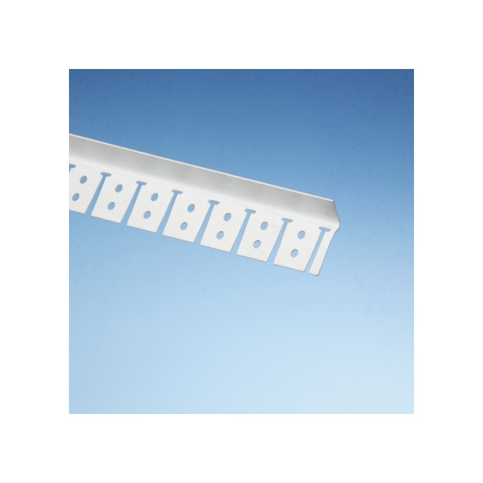 Protektor Dry Wall Face Fit Edge Bead Profile 30mm x 12.5mm x 3 (1 length)