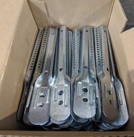 Protektor Galvanised Steel Adjustable Hanger Strip 30cm (box 100)