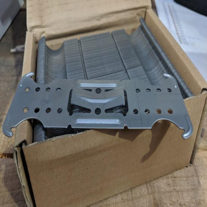Protektor Galvanised Steel Quick Cross Connector Box 100