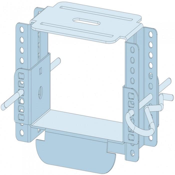 Protektor Galvanised Steel Adjustable Direct Suspension Hanger (box 100)