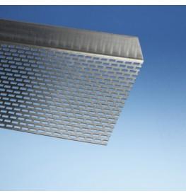 Wemico 30mm x 120mm Aluminium Ventilation Angle 2.5m 1 Length