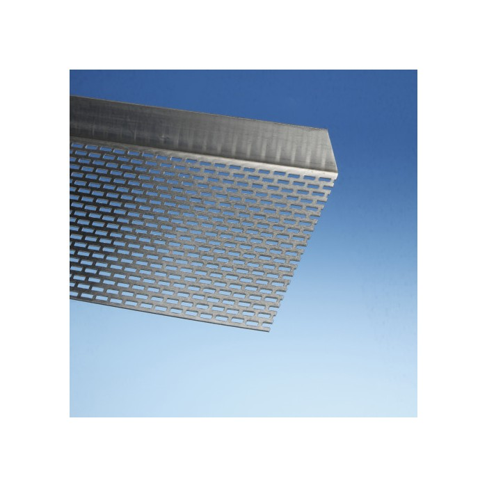 Protektor 30mm x 120mm Aluminium Ventilation Angle x 250 cm (1 length)