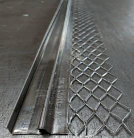 Protektor 13mm Galvanised Steel Architrave Bead 3.0M (1 length)
