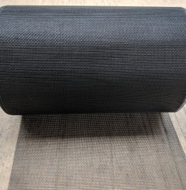 Wemico Black Fibreglass Insect Mesh 200mm x 30m 1 Roll