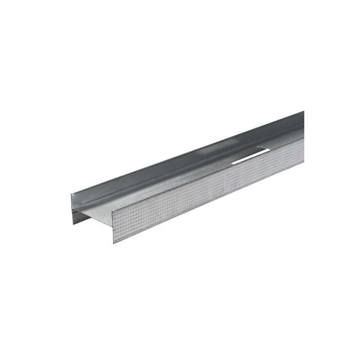 Protektor Drywall Galvanised Steel I-Stud Partitioning 38mm x 60mm x 38mm x 2.7m 1 Length