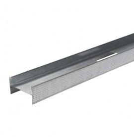 Protektor Drywall Galvanised Steel I-Stud Partitioning 38mm x 60mm x 38mm x 3m 1 Length