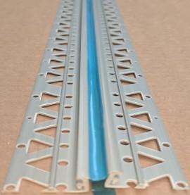 Wemico 10-12mm Dark Grey PVC Movement Bead 2.5M 1 Length