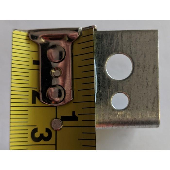 Protektor MF12 Galvanised Steel Fixing Cleat Box 100