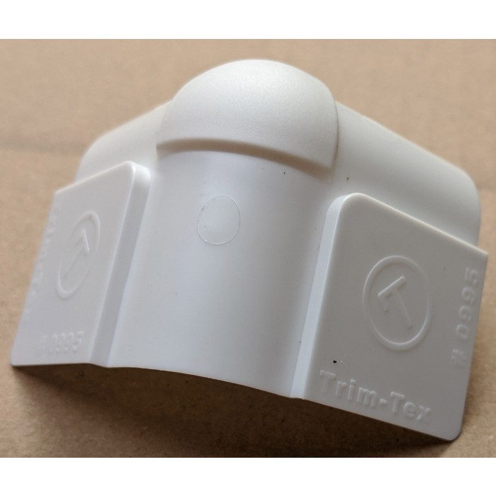 """Trim-Tex 3 Way Plastic Adapter for 3/4"""" Step A Bull 995"""