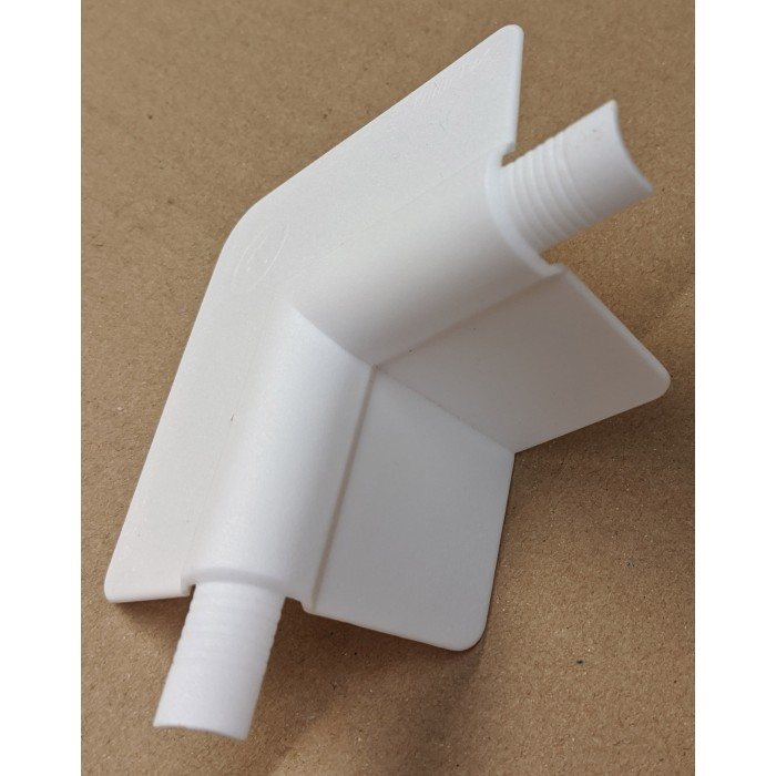 Trim-Tex 350 2 Way Bull Moulded Corner Adapter 920