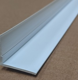 Protektor Curved Ceiling PVC Edge Bead 2.5m 1 Length