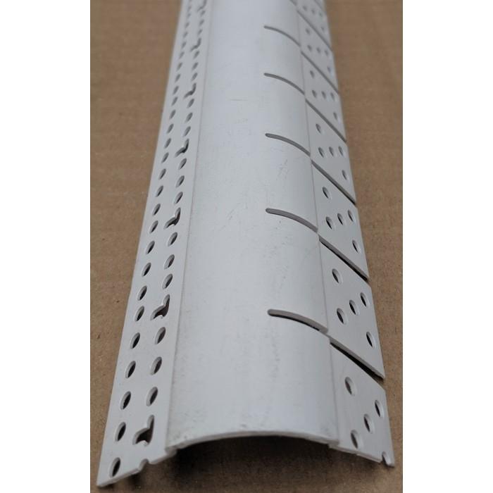 Trim Tex Bullnose Archway White PVC Corner Bead 3.0m Trim-Tex Part 7110