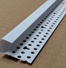 Protektor 12.5mm Long Leg PVC Edge Bead 3m 1 length