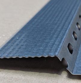 Protektor Horizontal Resilient Bar 40mm x 14mm x 13.5mm x 3m 1 length