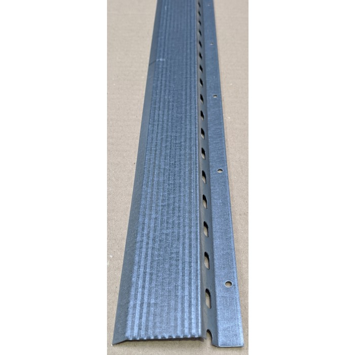 Protektor Horizontal Resilient Bar 40mm x 14mm x 13.5mm x 3m 1 length
