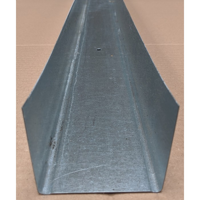 Protektor Standard Track Profile 60mm x 75mm x 60mm x 4m (1 Length)