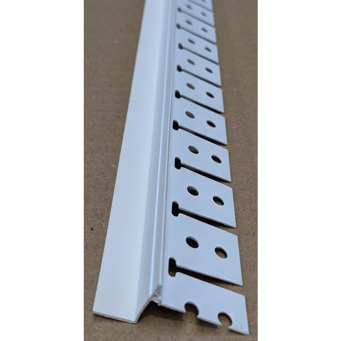 Trim-Tex Tear Away Shadow Bead & Archway with Flexible Leg 13mm 3.05m 5560T
