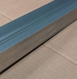 Protektor 52mm Deep Galvanised Steel Track Profile 3m 1 Length