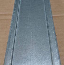 Protektor 94mm Standard Galvanised Steel Track Profile 3m 1 Length