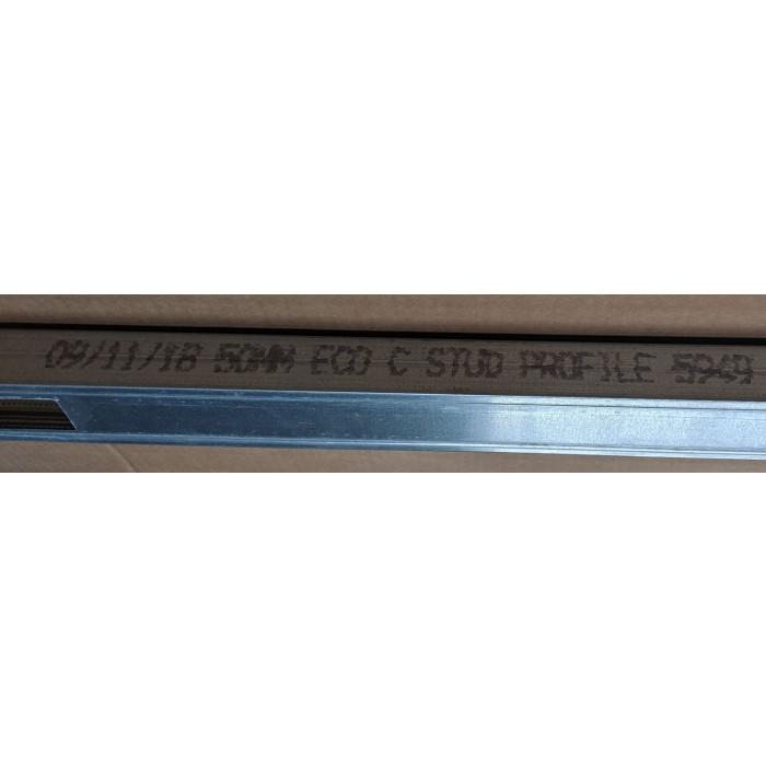 Protektor 50mm C Stud Profile 4.2m 1 Length
