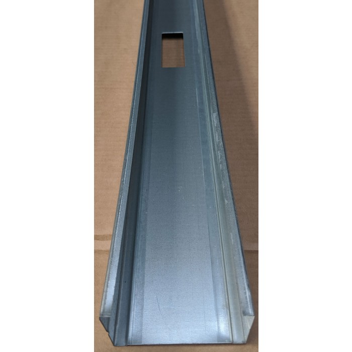 Protektor 70mm C Stud Galvanised Steel Profile 2.7m 1 Length