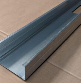 Protektor 70mm Galvanised Steel C Stud Profile 3m 1 Length