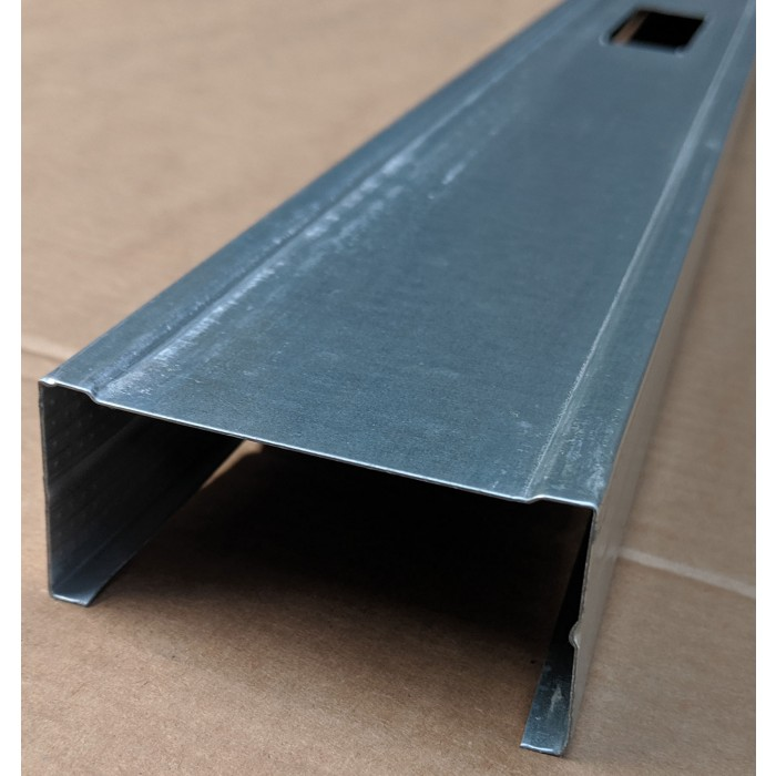 Protektor 70mm Galvanised Steel C Stud Profile 3.6m 1 Length
