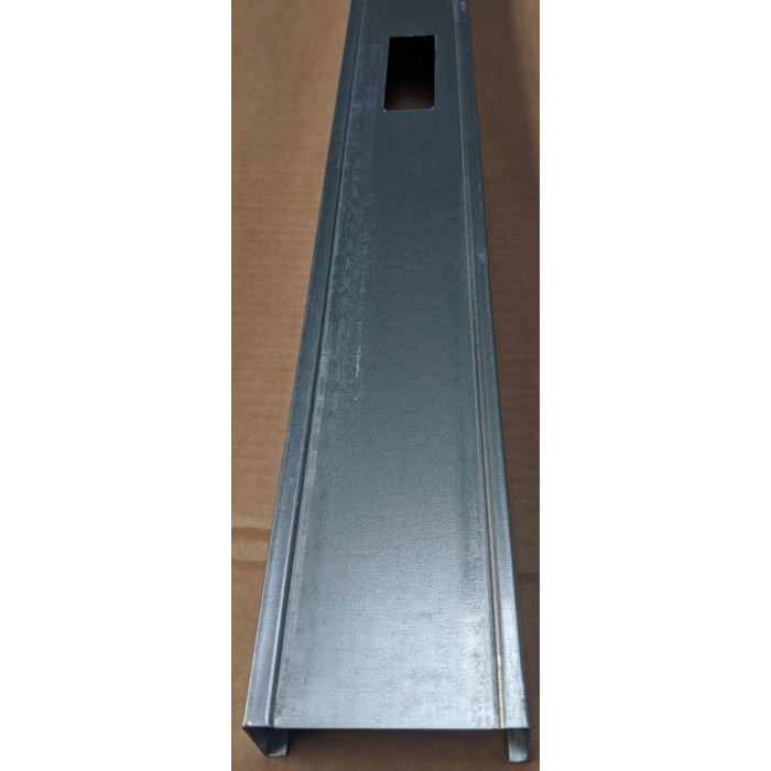 Protektor 70mm Galvanised Steel C Stud Profile 2.4m 1 Length