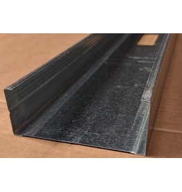 Protektor Galvanised Steel 90mm C Stud Profile 3m 1 Length