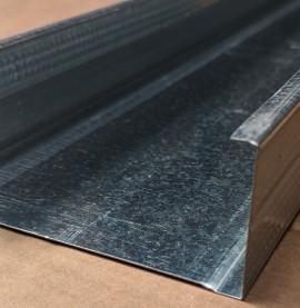 Protektor Galvanised Steel 90mm C Stud Profile 3.6m 1 Length