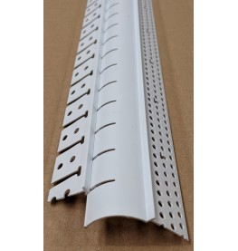 Trim Tex 19mm R Step A Bull Bullnose Archway Bead Trim-Tex 7140 1 Length