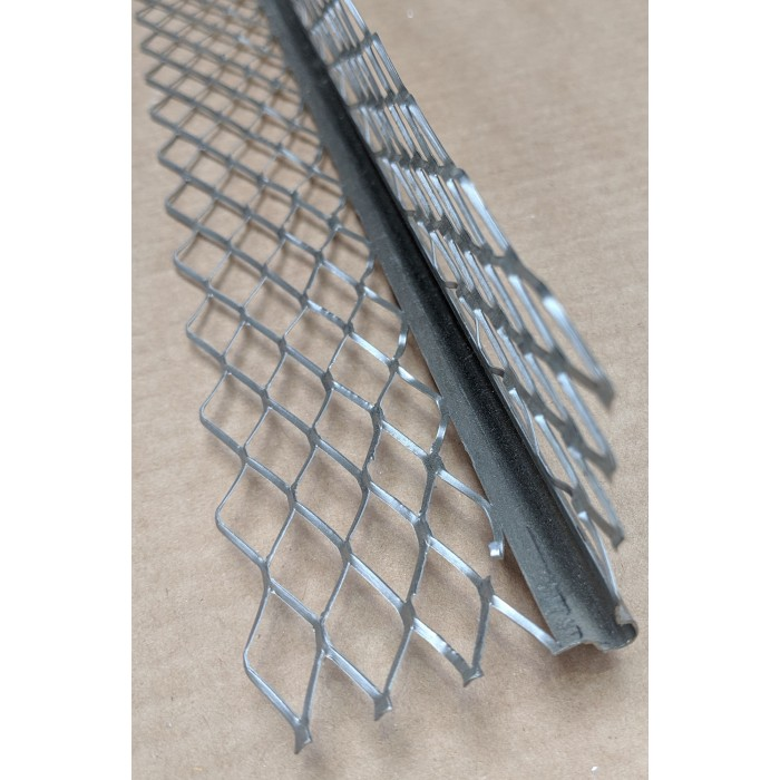 Protektor (10mm x 3mm x 48mm) Stainless Angle Bead 3m 1 Length