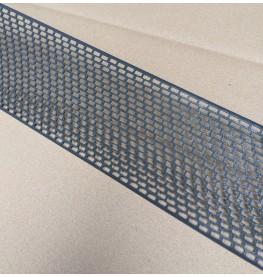 Protektor 80mm PVC Black Ventilation Strip 60m Roll SALE
