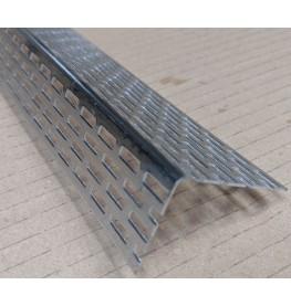 Wemico 30mm x 50mm Aluminium Ventilation Angle 2.5m 1 Length