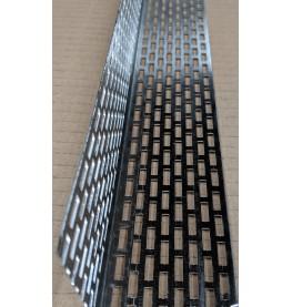 Wemico 50mm x 50mm Aluminium Ventilation Angle 2.5m 1 Length