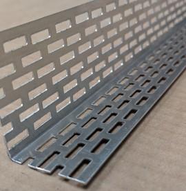 Wemico 30mm x 40mm Aluminium Ventilation Angle x 2.5m 1 length
