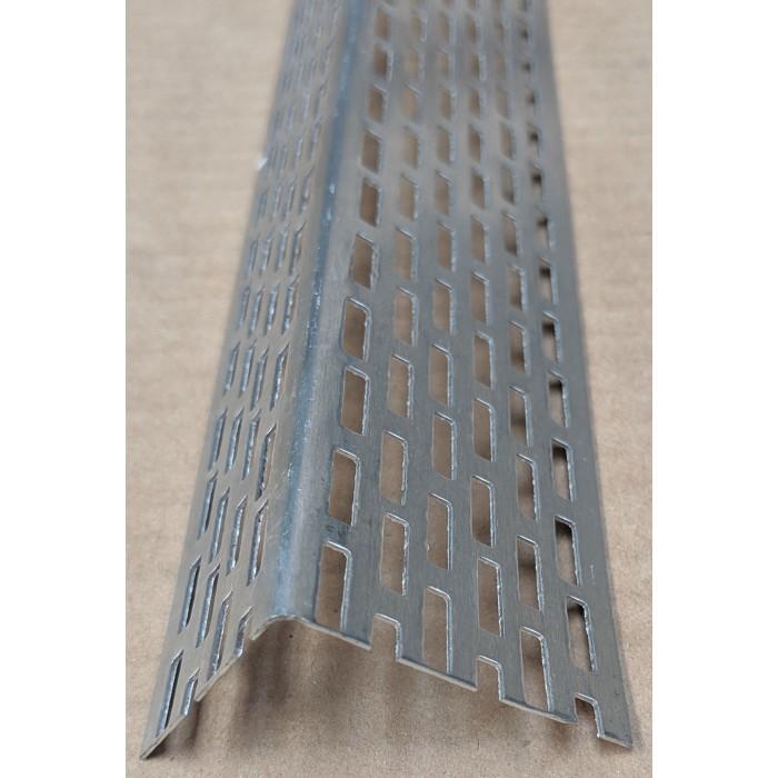 Wemico 30mm x 30mm Aluminium Ventilation Angle 2.5m 1 Length