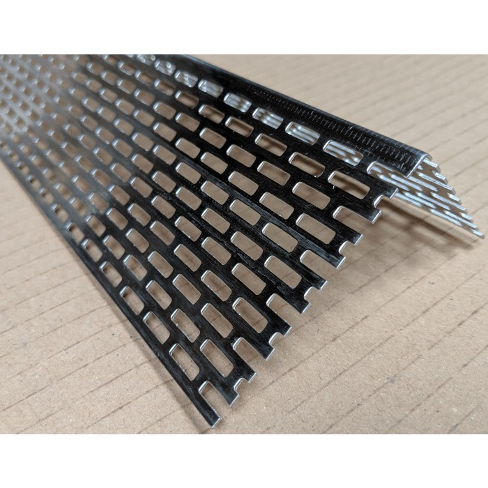 Wemico 50mm x 70mm Aluminium Ventilation Angle 2.5m 1 length