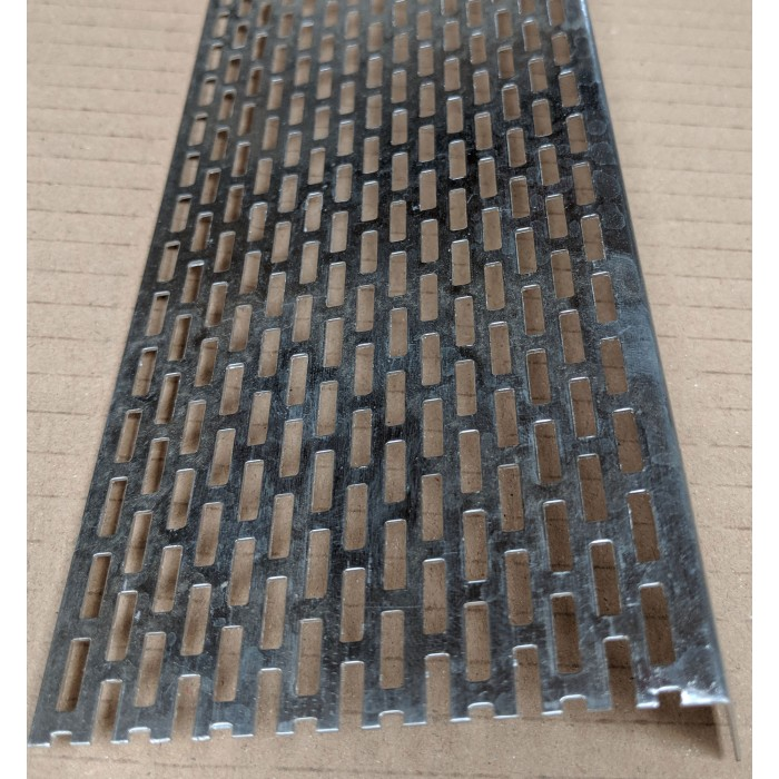 Wemico 30mm x 70mm Aluminium Ventilation Angle 2.5m 1 Length