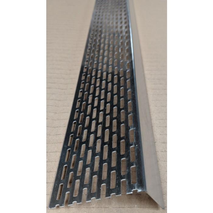 Wemico 30mm x 60mm Aluminium Ventilation Angle 2.5m 1 Length