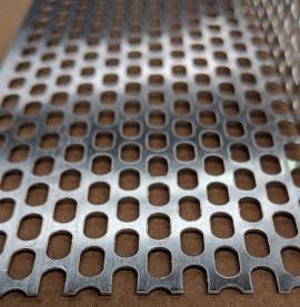 Aluminium Ventilation Angle 30mm x 70mm x 0.6mm x 2.5m 1 Length