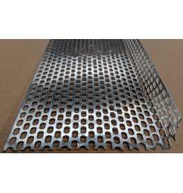 Aluminium Ventilation Angle 30mm x 120mm x 0.6mm x 2.5m 1 Length