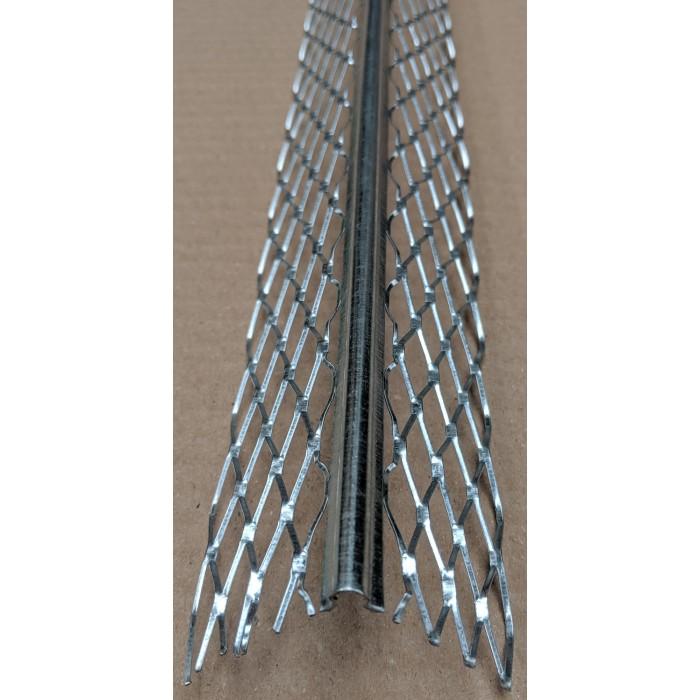 Protektor 10-13mm Galvanised Steel Corner Bead 3m box 50