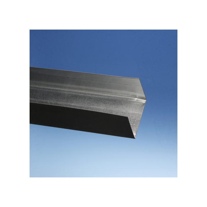 Protektor 148mm Deep Galvanised Steel Track Profile 3m 1 Length