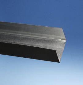 Protektor 148mm Deep Galvanised Steel Track Profile 3m 1 Length