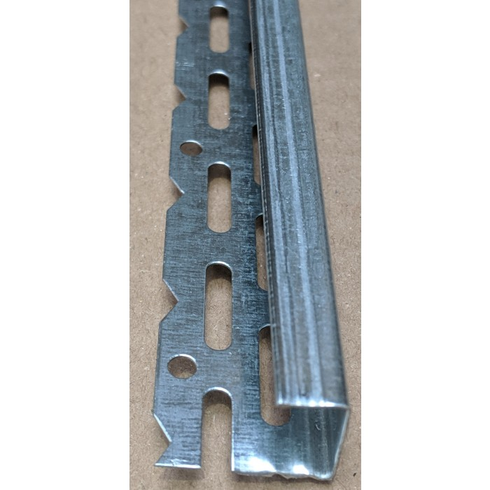 Protektor 13mm Galvanised Edge Bead 3.0M (box 50)