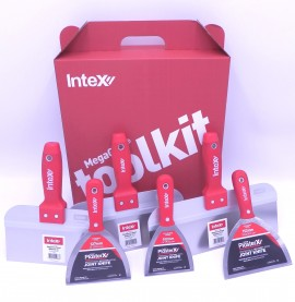 Intex Toolkit. Six Taping Knives in one Mega Deal.